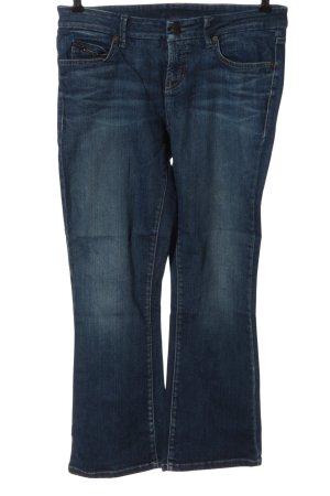 Cambio Jeans bootcut bleu style décontracté