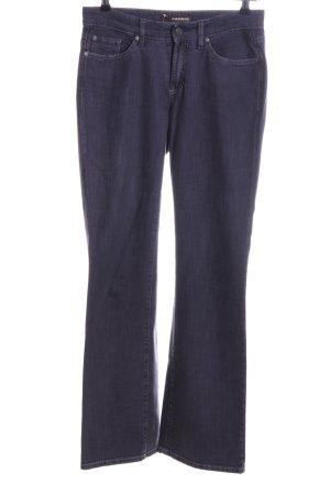 Cambio Jeansy z prostymi nogawkami fiolet W stylu casual
