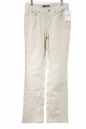 Cambio Straight-Leg Jeans hellbeige Casual-Look