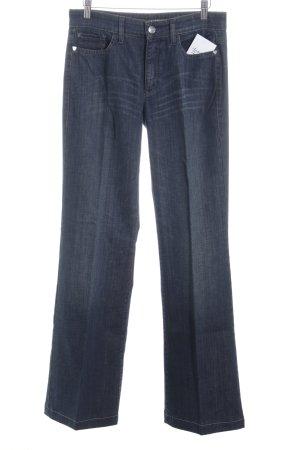 """Cambio Jeansy z prostymi nogawkami """"Patrisha"""" niebieski"""