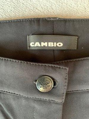 Cambio 7/8-broek zwart