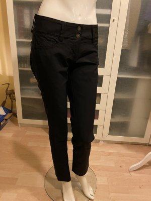 Cambio Pantalon cigarette noir