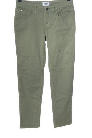 Cambio Pantalon strech kaki style décontracté