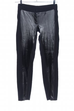 Cambio Stretchhose schwarz Casual-Look