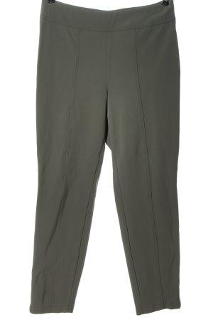 Cambio Pantalon strech gris clair style décontracté