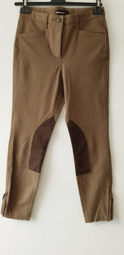 Cambio Pantalone di lana ocra
