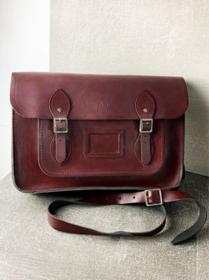 The Cambridge Satchel Company Satchel brown red-bordeaux leather