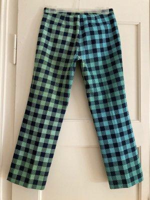 Camden Town Feeling - 2 color checked pants - Victoria Beckham