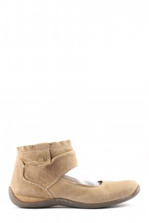 Camel Active Ankle Boots natural white casual look