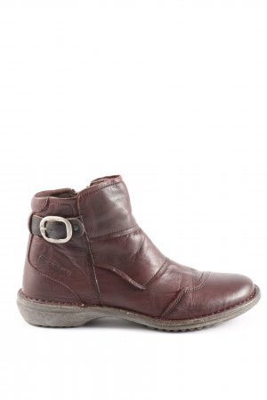 Camel Active Ankle Boots braun Casual-Look