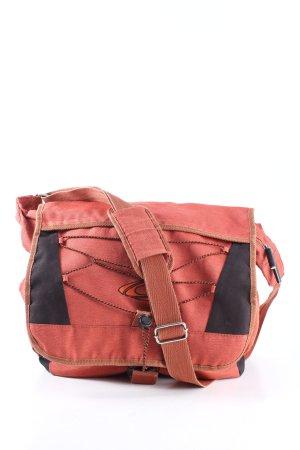 Camel Active College Bag pink-black casual look