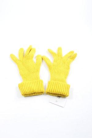 Camel Active Rękawiczki bladożółty W stylu casual