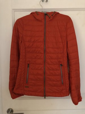 Camel Active Quilted Jacket red
