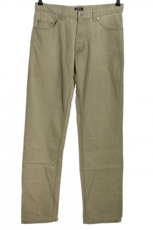 Camel Active Jeans a gamba dritta cachi stile casual
