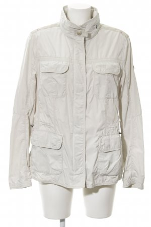 Camel Active Between-Seasons Jacket cream-oatmeal casual look