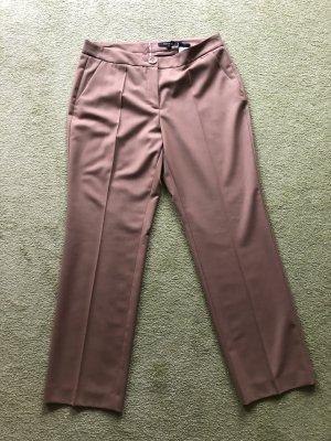 Comma Pantalone cargo color cammello-marrone chiaro