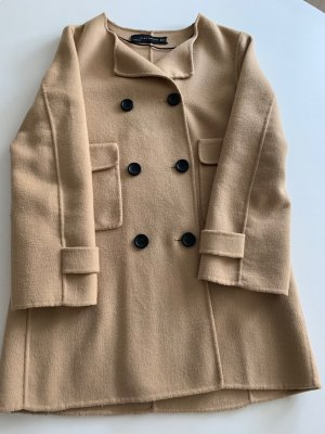 Zara Trench marrone chiaro