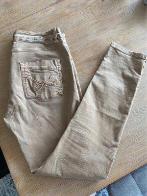 Laurèl Jeans skinny color cammello