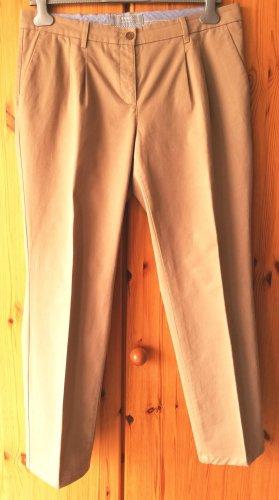 Brax Pantalone chino beige-color cammello