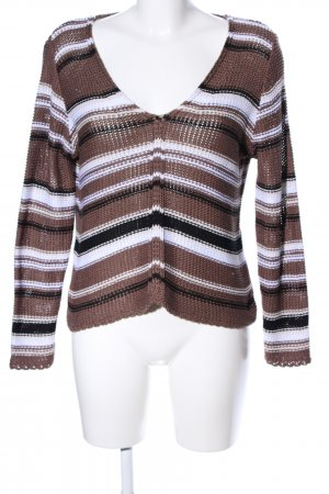Camelot Strickpullover Streifenmuster Casual-Look