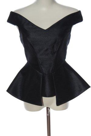 Cameo Blusa senza maniche nero elegante