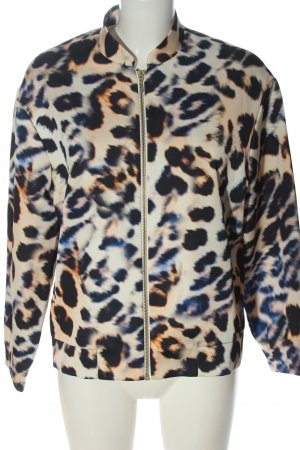 Cameo Bomber Jacket allover print casual look