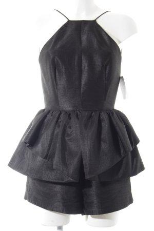 Cameo Jumpsuit schwarz extravaganter Stil
