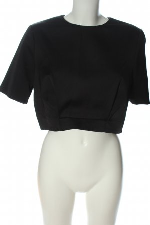 Cameo Short Sleeved Blouse black business style