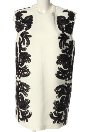 Cameo Shortsleeve Dress natural white-black casual look
