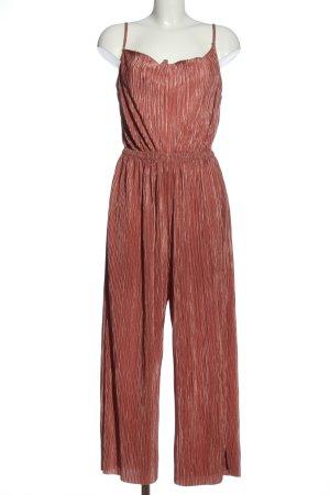 CAMEO ROSE Langer Jumpsuit rood elegant