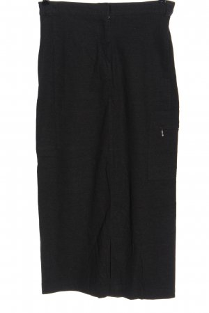 Camera Falda midi negro estilo «business»