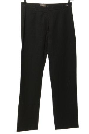 Camera Spodnie materiałowe czarny W stylu biznesowym