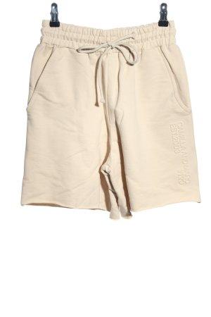 CAMILLA AND MARC High-Waist-Shorts wollweiß Casual-Look