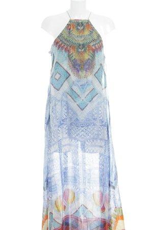 Camilla Trägerkleid mehrfarbig