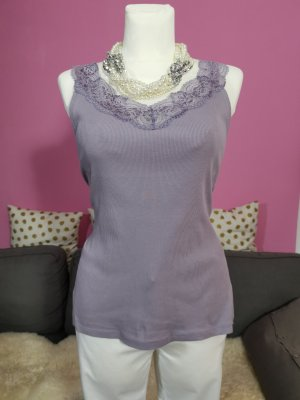 Ohne Camisole roze-paars