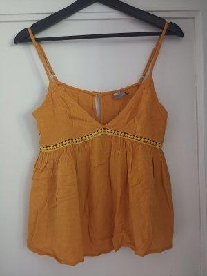 Asos Camisole orange clair