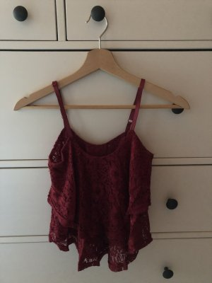 Camisole Trägertop cropped