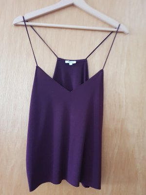 Brandy & Melville Camisole rouge mûre