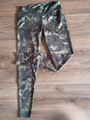 Camo Sport Short Leggings