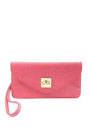 Camomilla Clutch roze zakelijke stijl