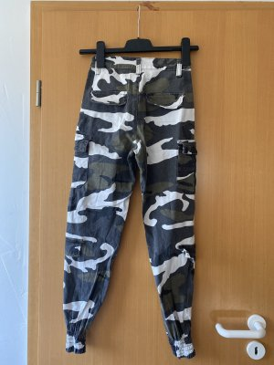 Camouflag Jeans