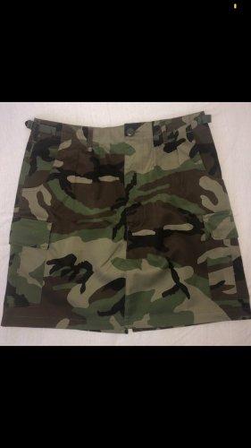 Cargo Skirt khaki