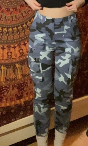 Camouflage Baggy Jeans