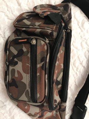 Camouflage  bauchtasche