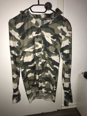 Camouflage Bluse