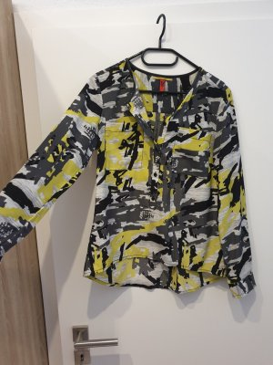 Camouflage Bluse S.oliver