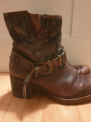 Short Boots brown-khaki