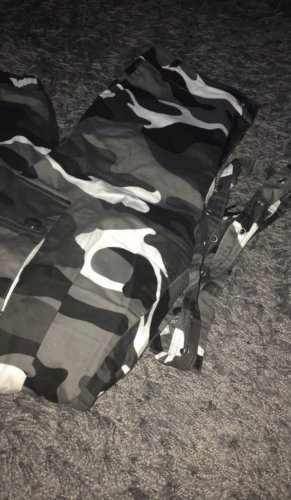 Camouflage Cargo Hose