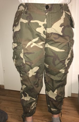Asos Pantalon cargo multicolore