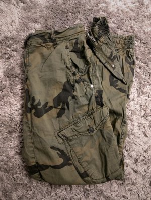 New Yorker Bloomers olive green-khaki